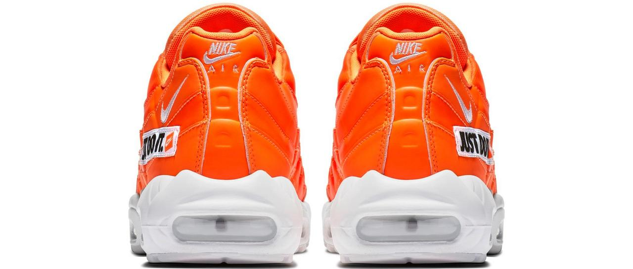 Launch Alert: Nike Air Max 95 SE Just Do It