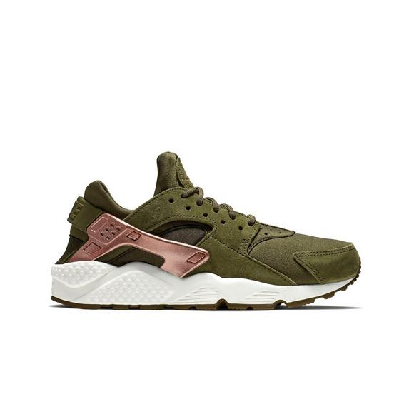 d7e9d97e7f52f ... coupon nike air huarache run green gold womens shoe main container  21bdc ba978