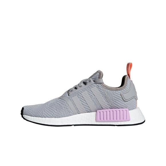 Specialist Womens Rose Pink,Black Shoes Adidas Nmd R1
