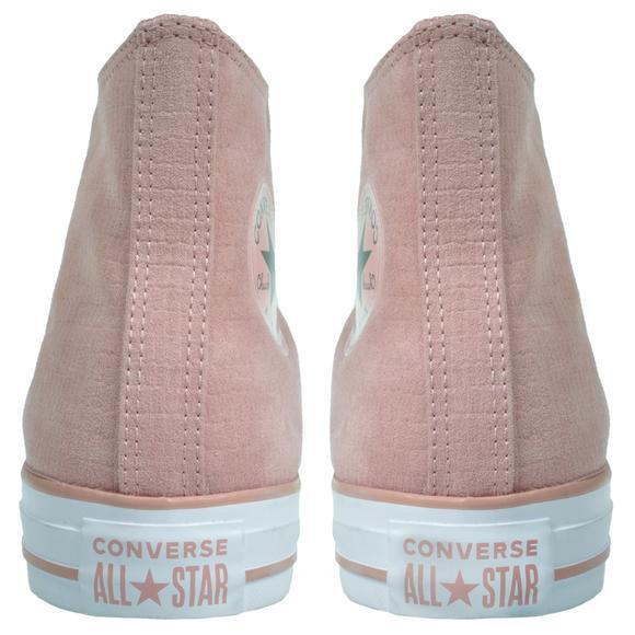 Converse Chuck Taylor All Star High Top Rosa Casual Schuhe