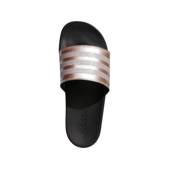 cheap for discount 89d29 25c57 adidas adilette Cloudfoam Plus Explorer Womens Slide - Main Container  Image 5