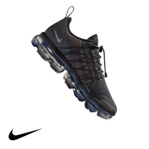 100% authentic 553a5 93486 discount nike air vapormax run utility black reflective silver womens shoe  b3c07 a0e3e