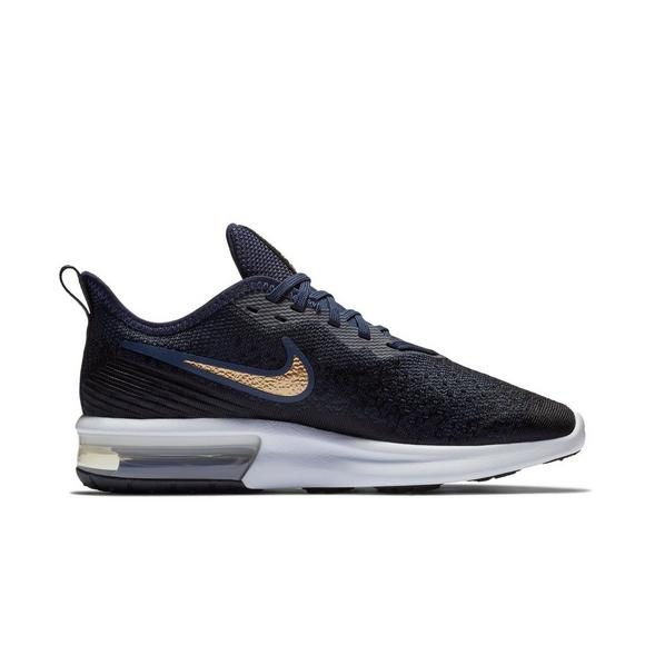 nike air max sequent navy