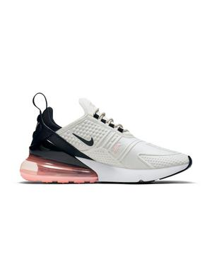 Nike Air Max 270 Se Bone Black Pink Women S Shoe Hibbett