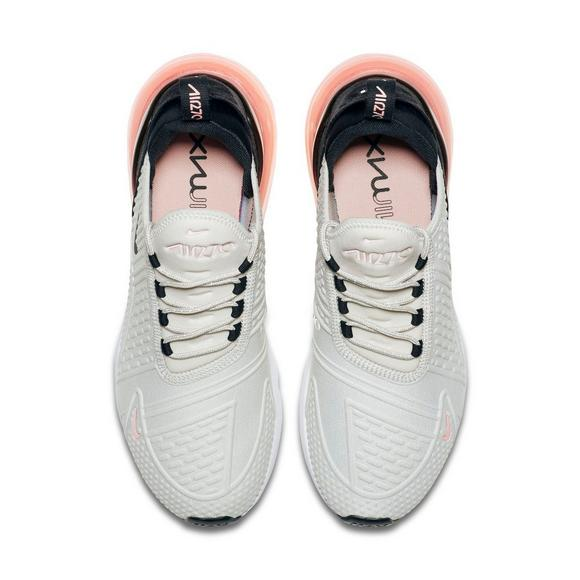 Nike Air Max 270 Se Bone Black Pink Women S Shoe Hibbett
