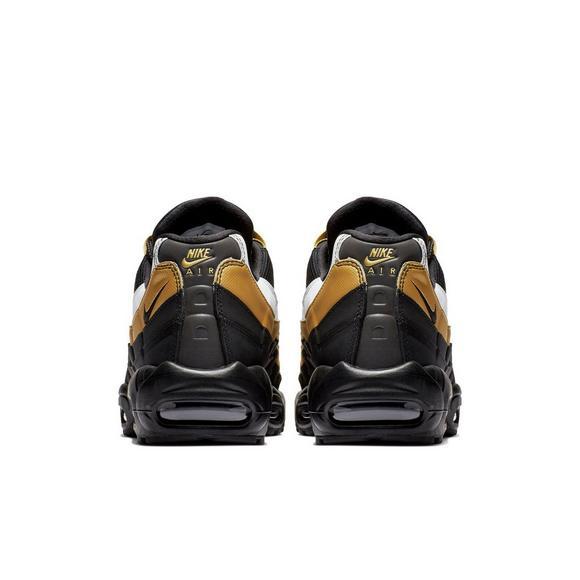 AIR MAX 95 OG BLACK METALLIC GOLD