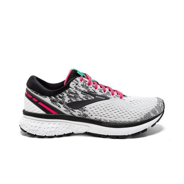 9c99e3ae133 Display product reviews for Brooks Ghost 11 -White/Pink/Black- Women's  Running