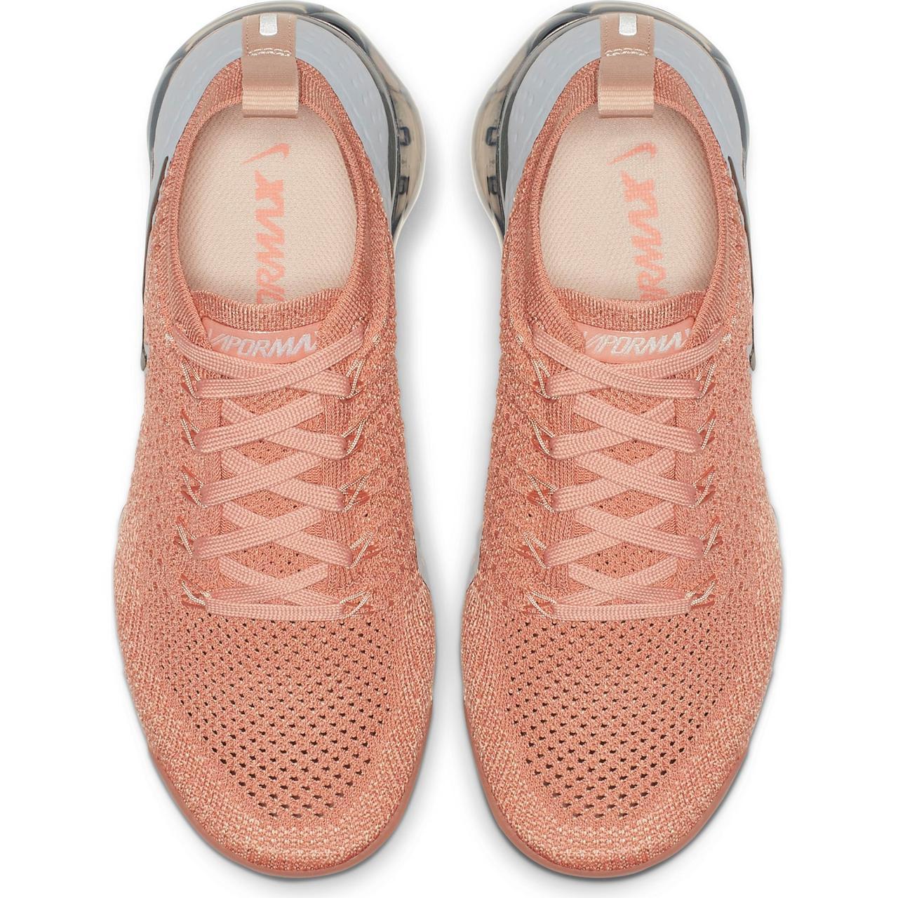 """best service cc33c e97b4 Sneaker Release: Nike VaporMax Flyknit 2 """"Rose"""" Women's ..."""