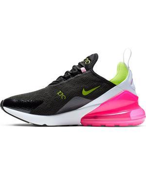 Nike Air Max 270 Black Pink Rise Women S Shoe Hibbett City Gear