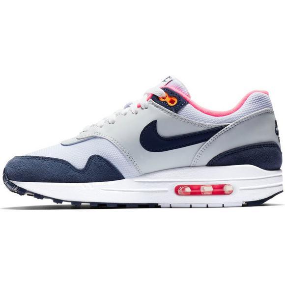 Women's Nike Air Max 1 Midnight Midnight Midnight Navy bluee