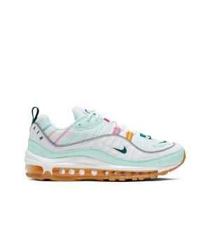 Nike Air Max 98 Teal Tint Women S Shoe Hibbett City Gear