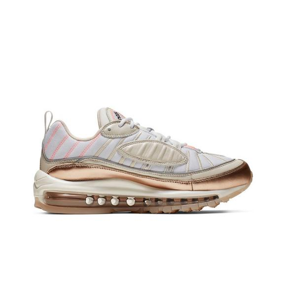 "sneakers for cheap 58730 7dc72 Nike Air Max 98 ""Orewood Brown Lava Glow"" Women s Shoe - Main Container"