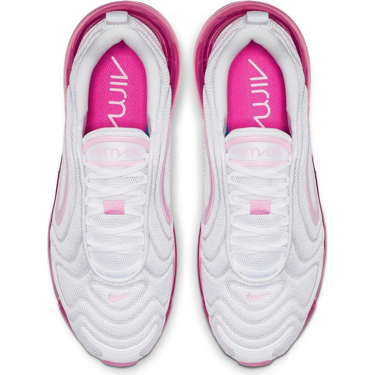 Nike Junior Air Max 720 WhitePink Sneaker