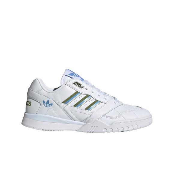 Adidas A.R. Trainer White Green Blue Women'S Shoe Adidas Trainers Womens Shoes