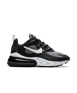 air max 270 react white and black