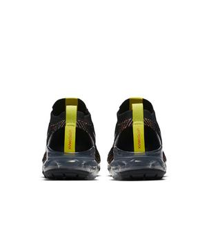 nike air vapormax flyknit 3 black/multicolor women's shoe