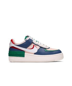 Nike Air Force 1 Shadow Mystic Navy Echo Pink Women S Shoe