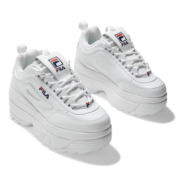 later fashion style of 2019 big discount sale Fila Disruptor II Wedge