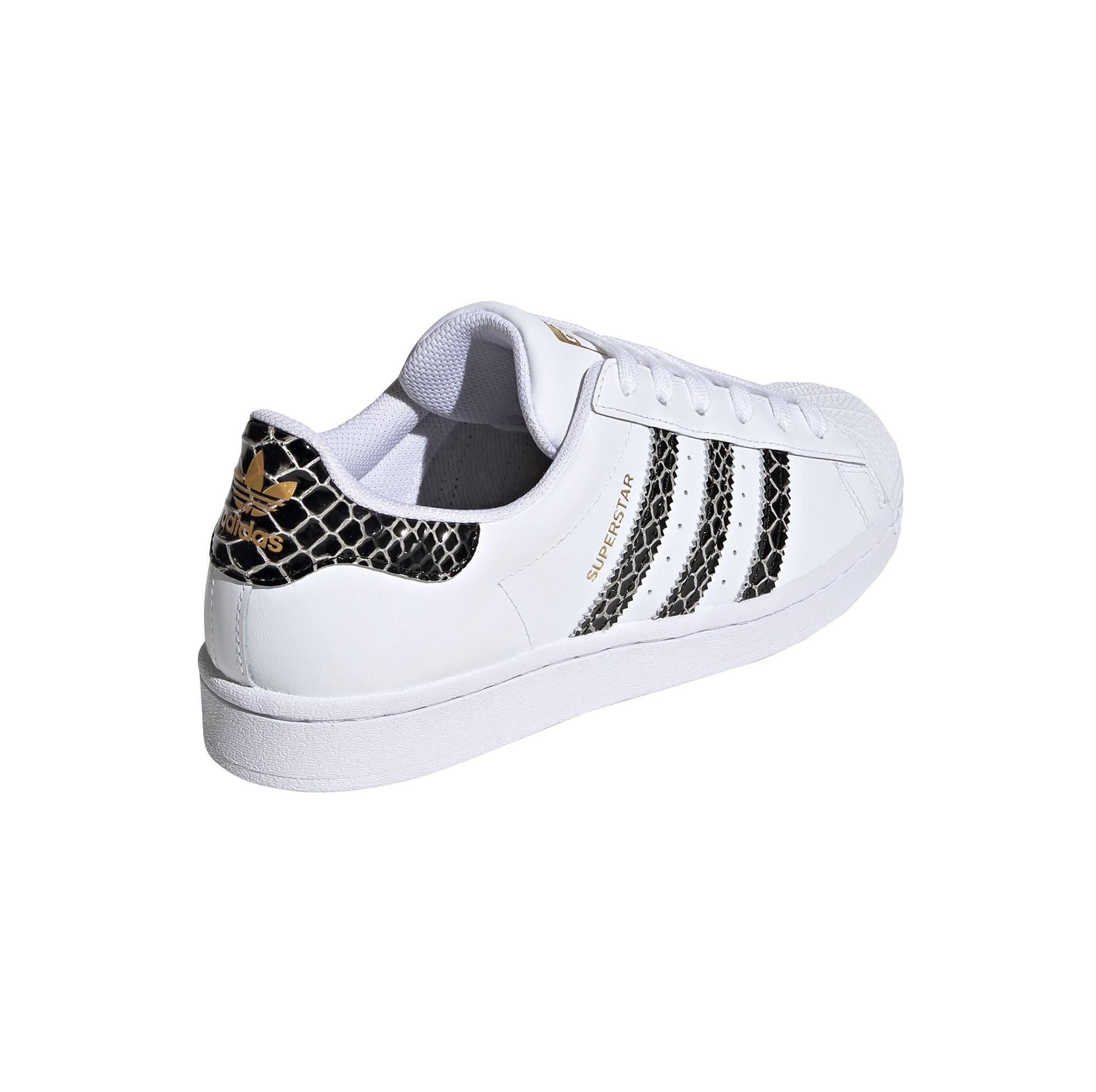 "Sneakers Release – adidas Superstar ""WhiteBlack Python"