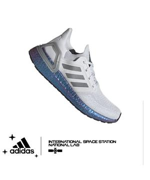 Adidas Ultra Boost 20 'Space Race' Dash Grey | END.