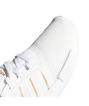 Adidas Nmd R1 White Rose Gold Women S Shoe Hibbett City Gear