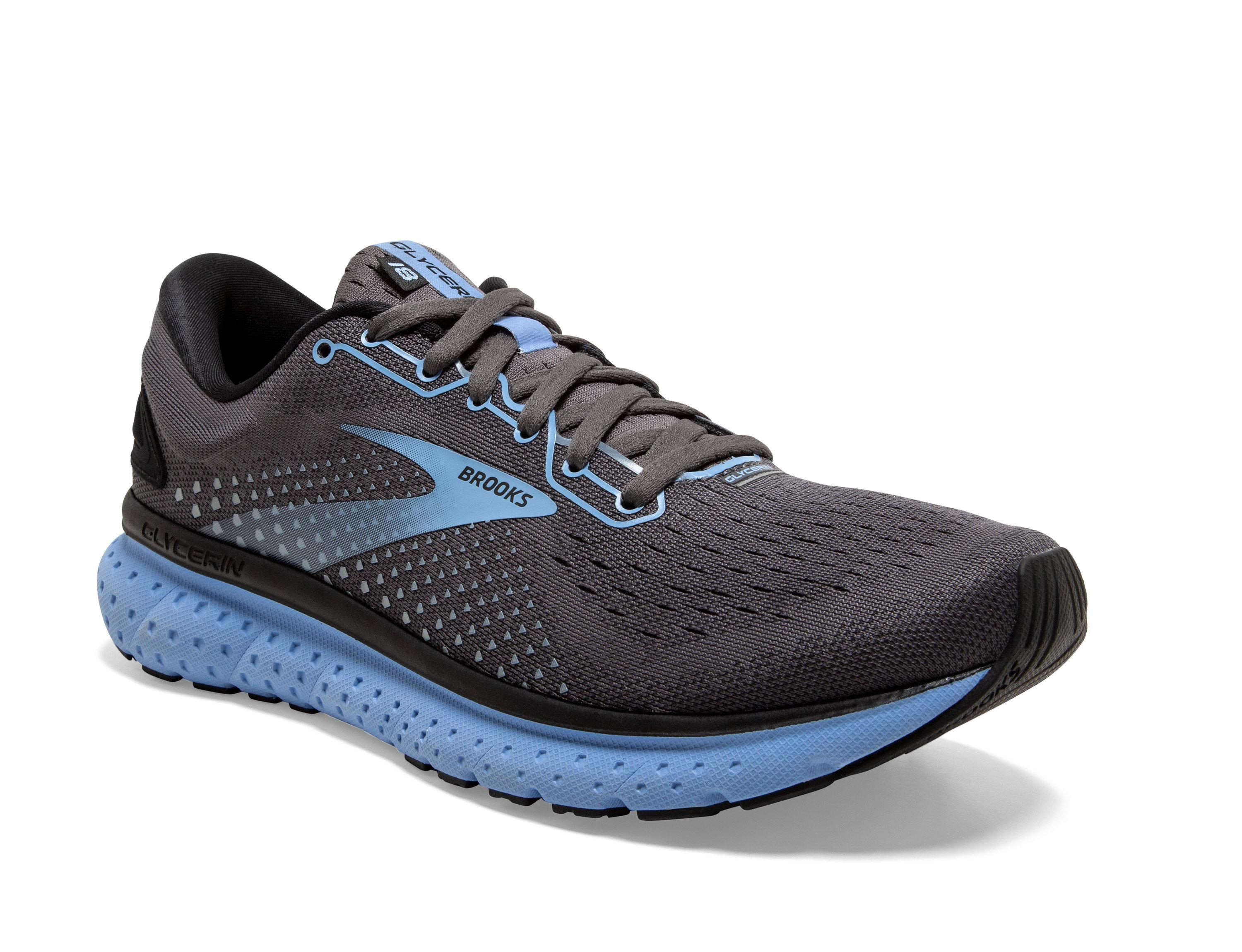 Brooks Glycerin 18 men's and women's running shoes