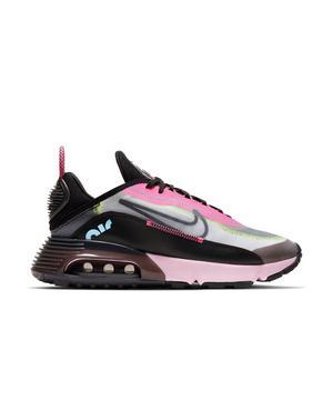 Nike Air Max 2090 White Black Pink Foam Lotus Pink Women S Shoe Hibbett City Gear