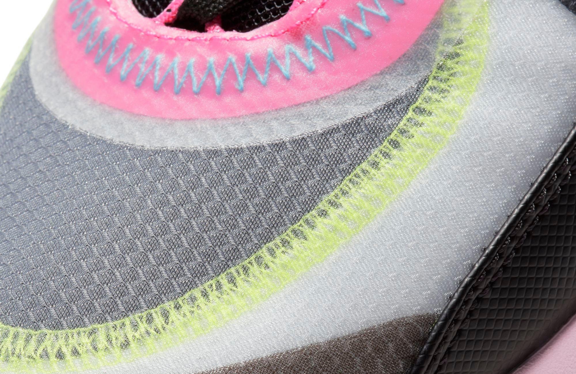 """Nike Air Max 2090 """"Pink Foam"""" White/Black/Pink Foam/Lotus Pink Women's Shoe"""