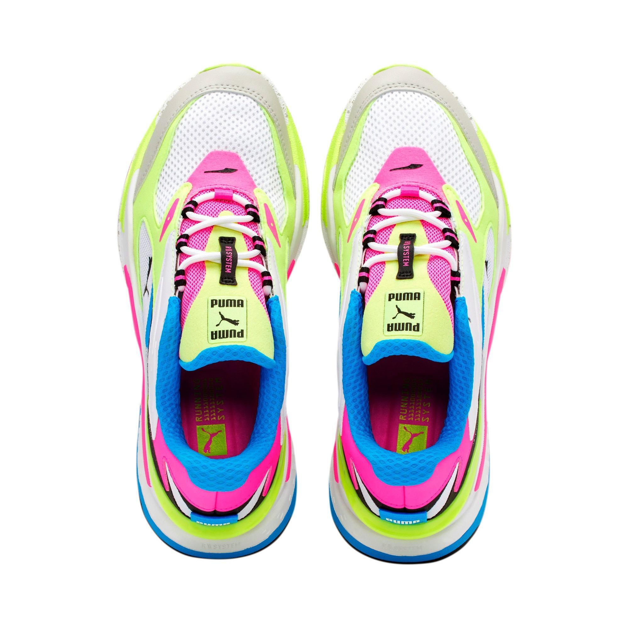 """PUMA RS-Fast """"Color Block"""" Women's Shoe"""