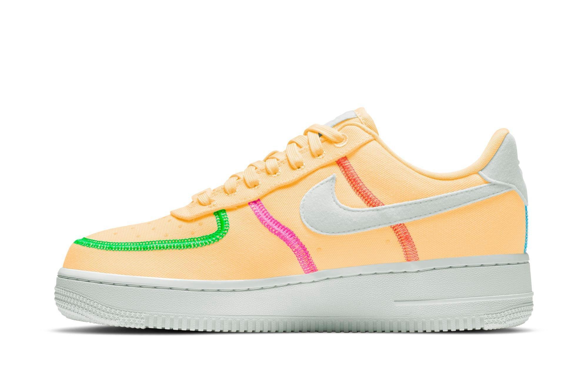 "Nike Air Force 1 '07 LX ""Melon Tint/Photon Dust"" Women's Shoe"