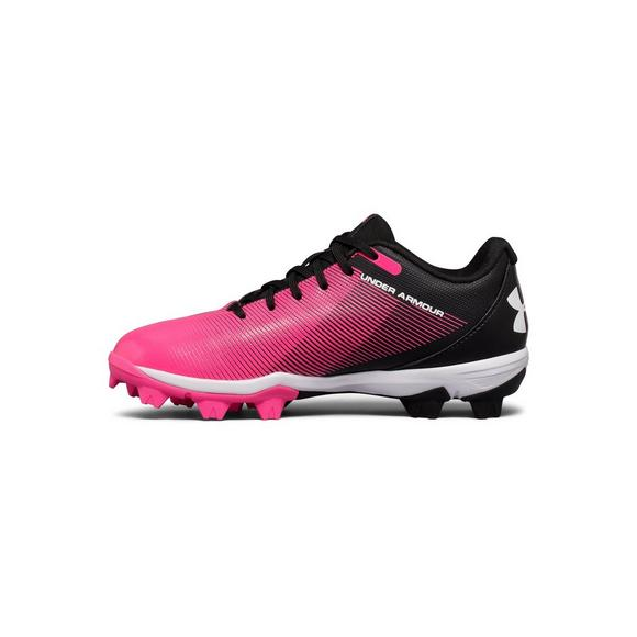 4ae5e00afbf Under Armour Leadoff Low RM Preschool Girls  Softball Cleat - Main  Container Image 2