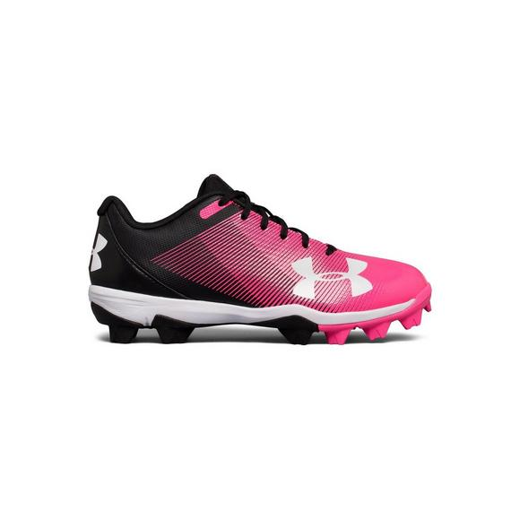 370241c79b6d Under Armour Leadoff Low RM Preschool Girls' Softball Cleat - Main  Container Image 1