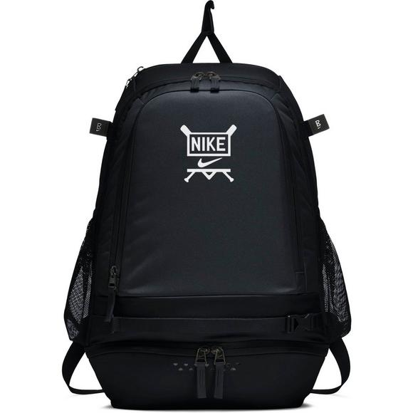 Nike Vapor Select Baseball Bat Backpack - Main Container Image 1 f434fd12c3176