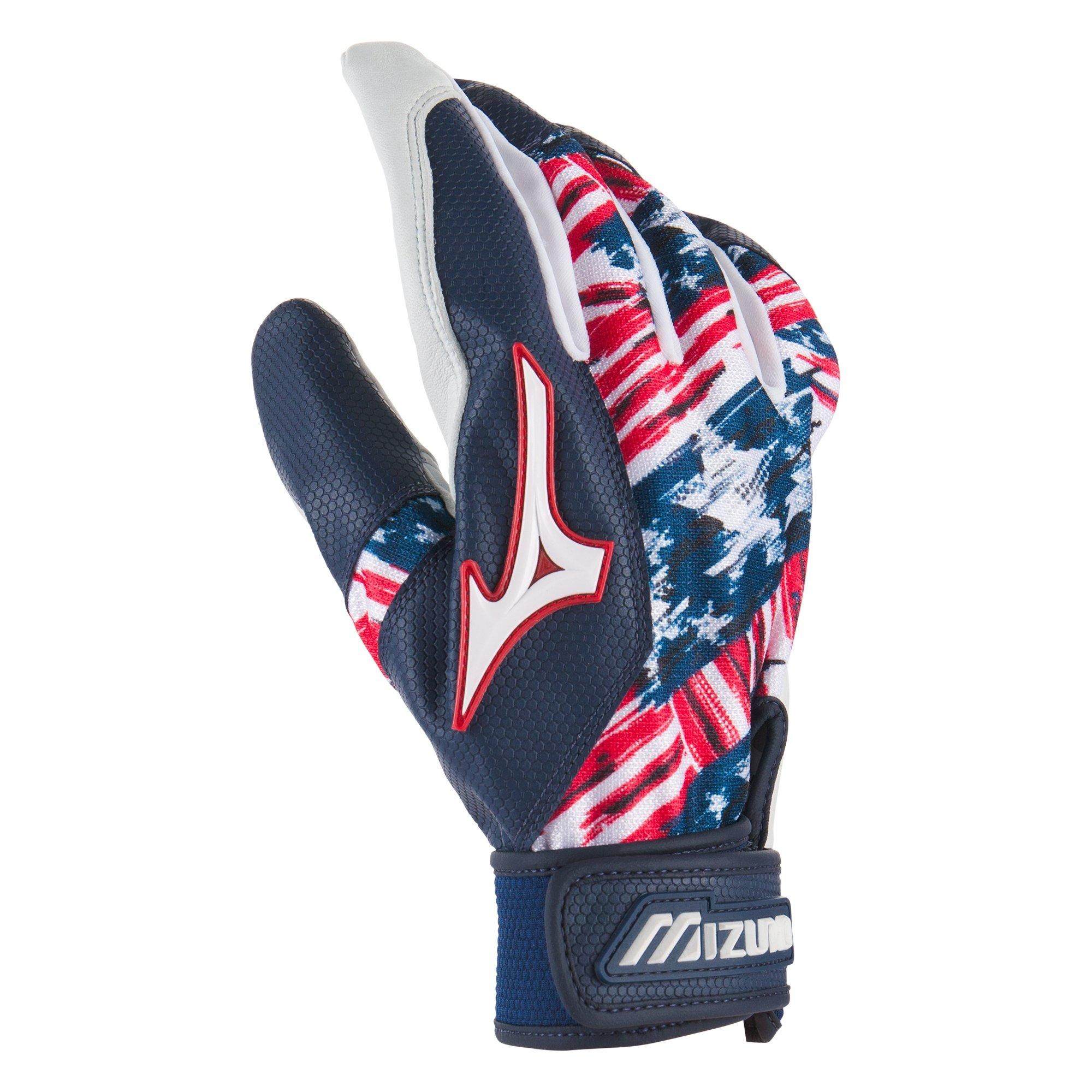Adult batting glove