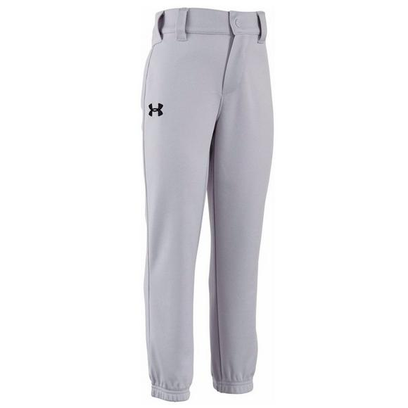 3beca2deb Under Armour Little Boys' Closed Bottom T-Ball Pants - Main Container Image  1