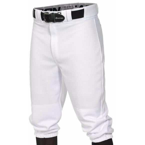 1d16f8d0150 Easton Youth Pro Knicker Piped Baseball Pants - Main Container Image 1