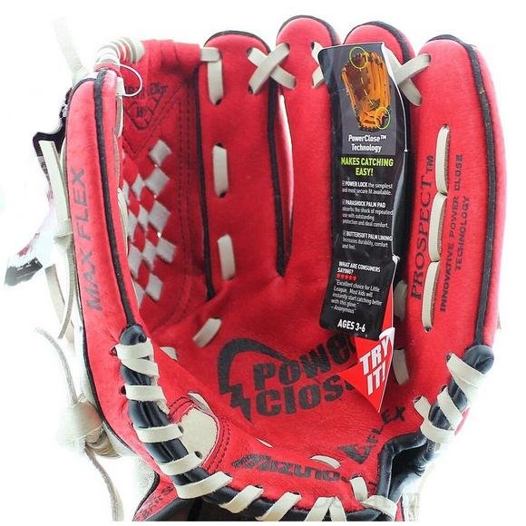Mizuno Power Close V-Flex Baseball Glove 10