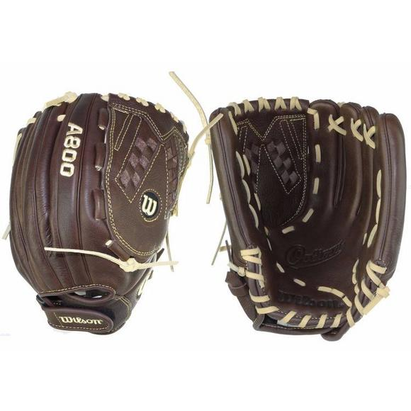 """Wilson 12.5"""" A800 Optima Series Fastpitch Glove - Main Container Image 1 2604713b7a74"""