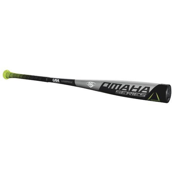 Louisville Slugger Omaha 518 USA Baseball Bat (-10) - Main Container Image 1 06015d776