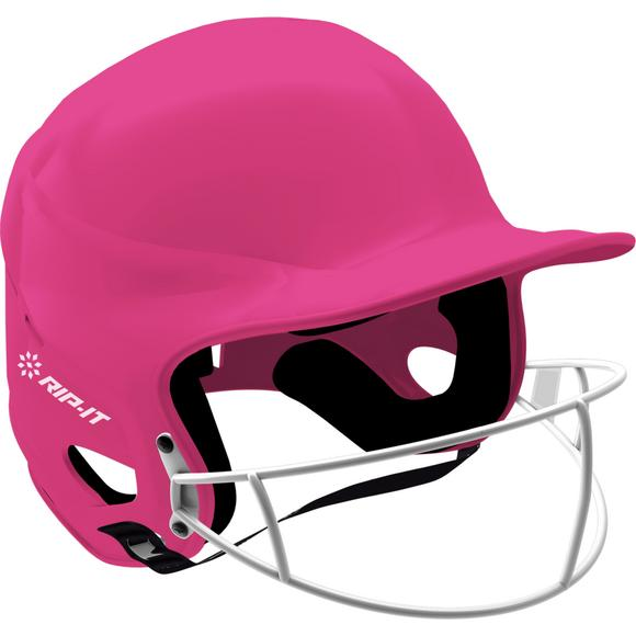 153231d8a9e RIP-IT Youth Vision Pro Fastpitch Softball Batting Helmet - Main Container  Image 1