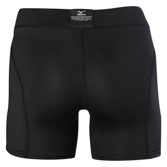 Mizuno Women s Low Rise Padded Softball Sliding Shorts - Main Container  Image 2 91c675b57