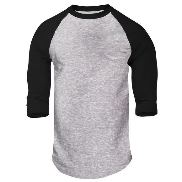 adb931c73 Soffe 3/4 Sleeve Baseball/Softball T-Shirts - Main Container Image 1