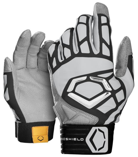 EvoShield Adult Impact 550 Batting Gloves - Main Container Image 1