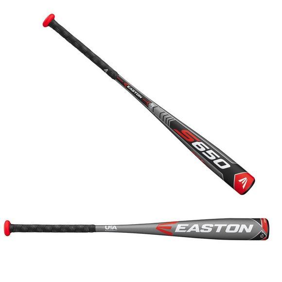 Easton S650 USA Youth Big Barrel Baseball Bat 2018 (-9)