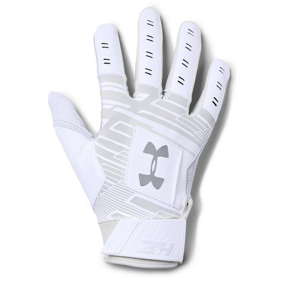 bf071c25c2 Under Armour Harper Hustle Baseball Batting Gloves