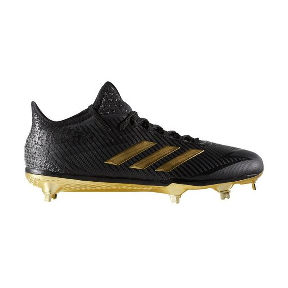 new style 1f84f d5297 adidas Adizero Afterburner 4 Mens Baseball Cleats - Main Container Image 1
