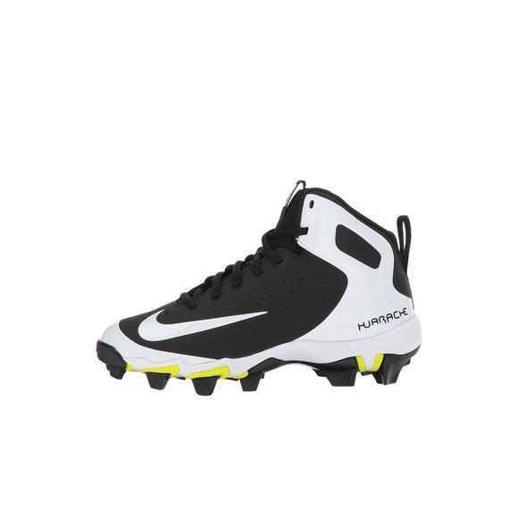 hot sale online 686d4 96700 Nike Alpha Huarache Keystone Mid Preschool Kids  Baseball Cleat - Main  Container Image 2