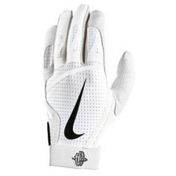 size 40 96072 7b8a4 Nike Huarache Pro Adult Baseball Batting Gloves - Main Container Image 1
