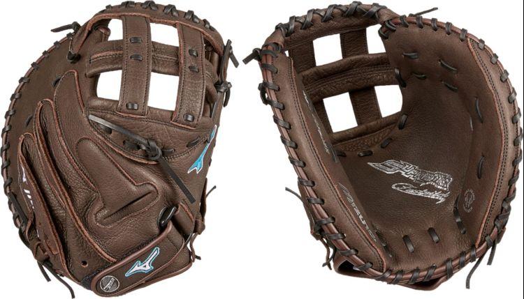 mizuno catchers glove softball