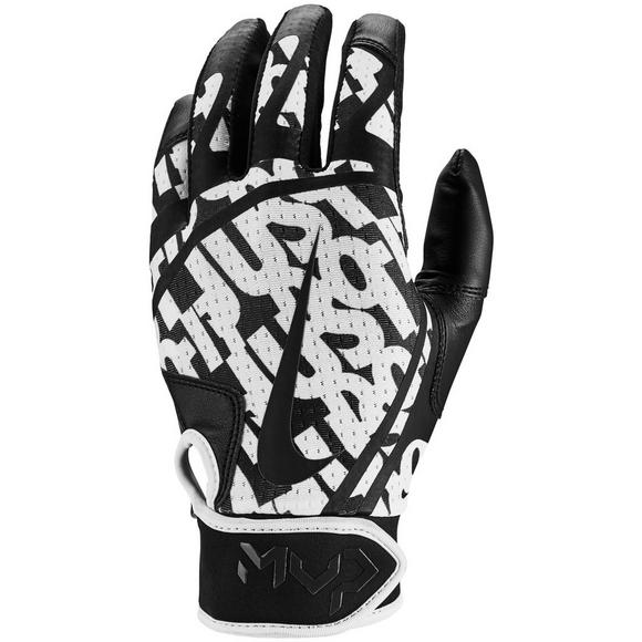 50fc067031e0f Nike Women s Hyperdiamond Just Do It Softball Batting Gloves - Main  Container Image 1
